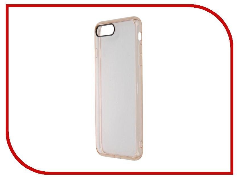 Аксессуар Чехол ROCK Pure для APPLE iPhone 7 Plus Transparent<br>