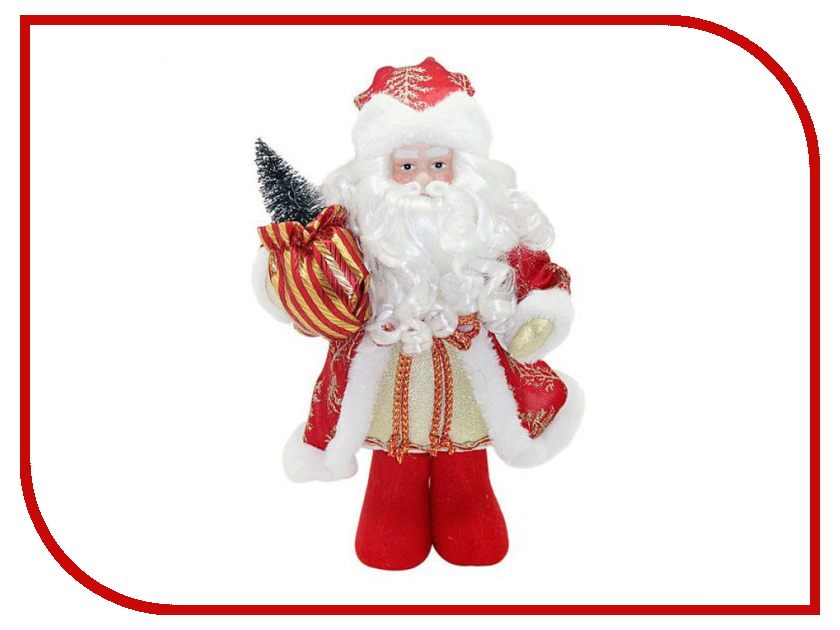 Игрушка Новогодняя Сказка 33см Red 972429