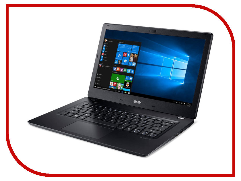 Ноутбук Acer Aspire V3-372-590J NX.G7BER.013 Intel Core i5-6200U 2.3 GHz/4096Mb/128Gb SSD/No ODD/Intel HD Graphics/Wi-Fi/Bluetooth/Cam/13.3/1920x1080/Windows 64-bit<br>