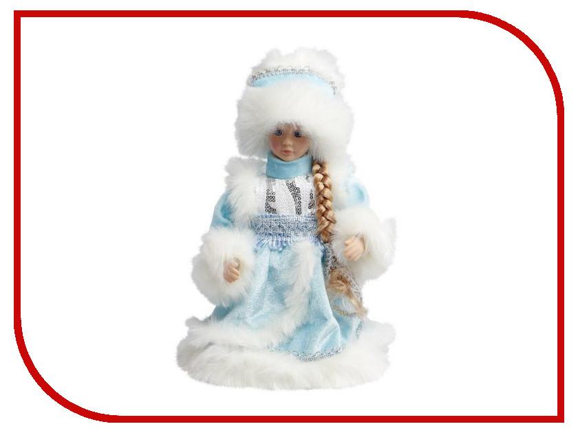 Игрушка Новогодняя Сказка Снегурочка 30см Blue 972617