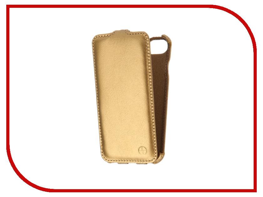 Аксессуар Чехол Pulsar Shellcase для APPLE iPhone 7 Gold PSC0259