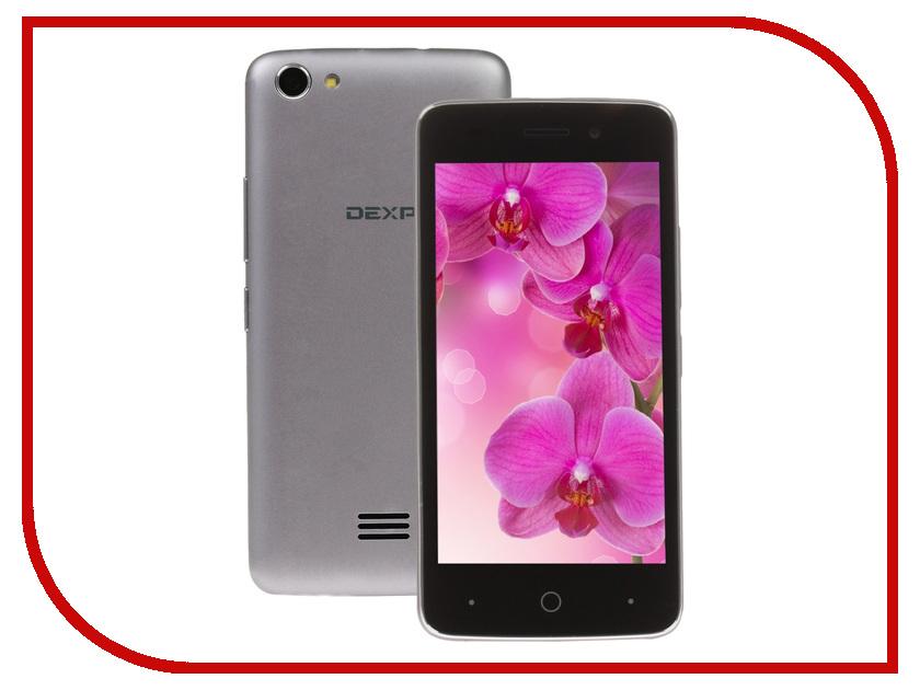 Сотовый телефон DEXP Ixion X245 Rock Mini Grey<br>