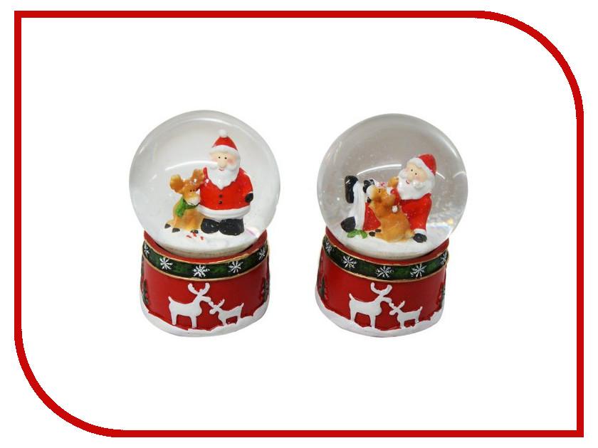 Снежный шар Новогодняя Сказка Дед Мороз 6.5см 972492