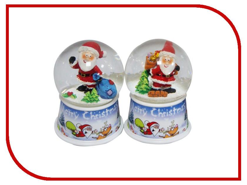 Снежный шар Новогодняя Сказка Дед Мороз 6.5см 972486