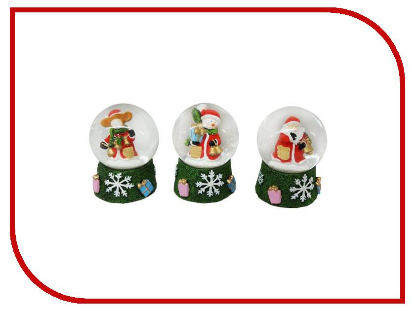 Снежный шар Новогодняя Сказка 4.5см 972488<br>