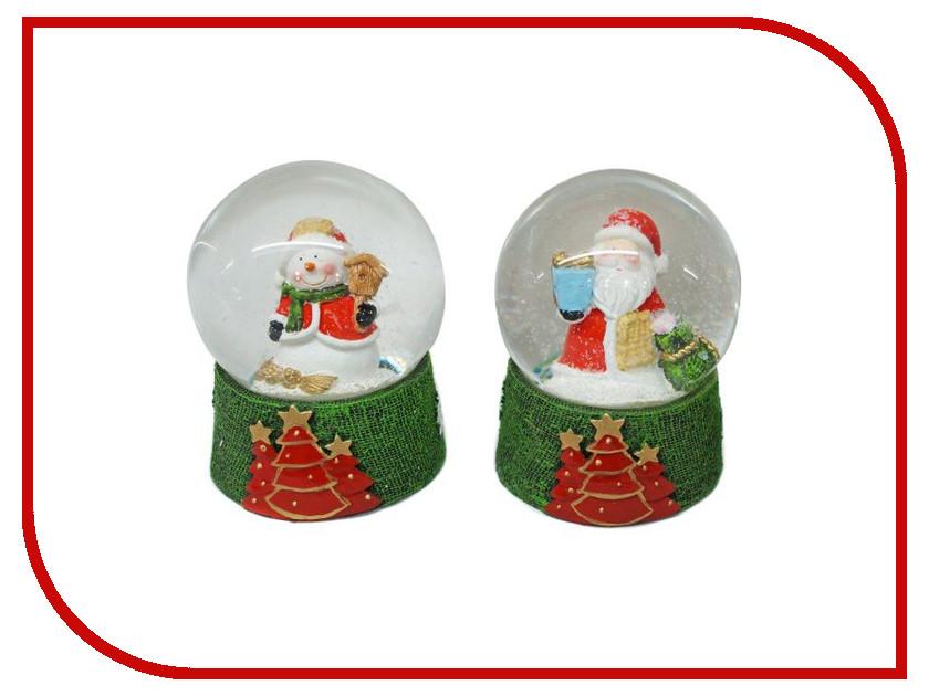 Снежный шар Новогодняя Сказка 6.5см 972491