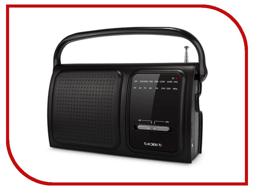 Радиоприемник teXet TR-104 Black<br>