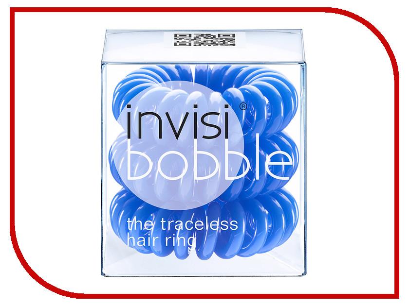 Резинка для волос Invisibobble Navy Blue 3 штуки