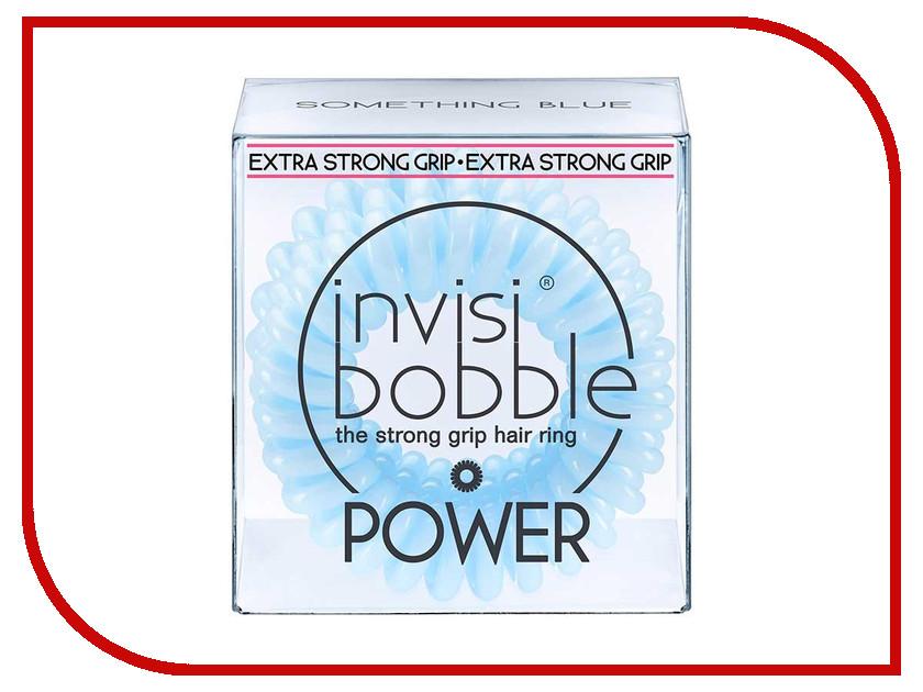 Резинка для волос Invisibobble Power Something Blue 3 штуки