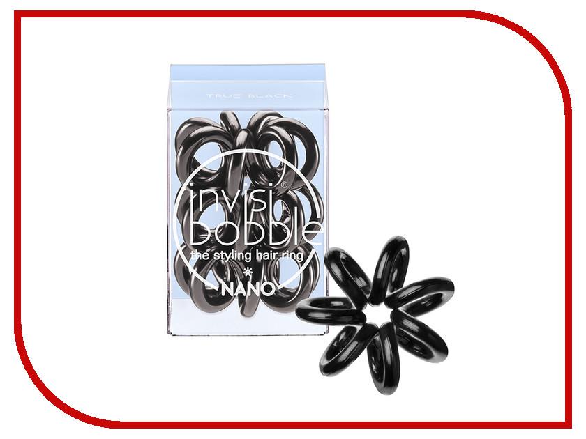 Резинка для волос Invisibobble Nano True Black 3 штуки<br>