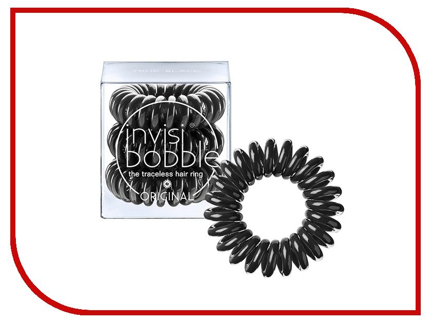 Резинка для волос Invisibobble Original True Black 3 штуки<br>