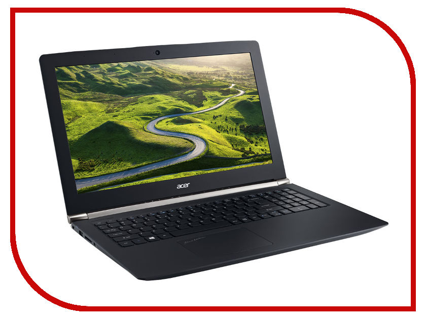 Ноутбук Acer Aspire V Nitro VN7-592G-73PD NH.G7RER.001 Intel Core i7-6700HQ 2.6 GHz/16384Mb/1000Gb + 256Gb SSD/No ODD/nVidia GeForce GTX 960M 4096Mb/Wi-Fi/Bluetooth/Cam/15.6/1920x1080/Windows 10 64-bit<br>