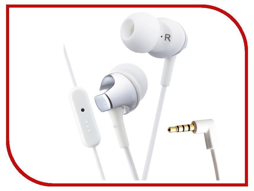 Гарнитура JVC HA-FR325-W White<br>