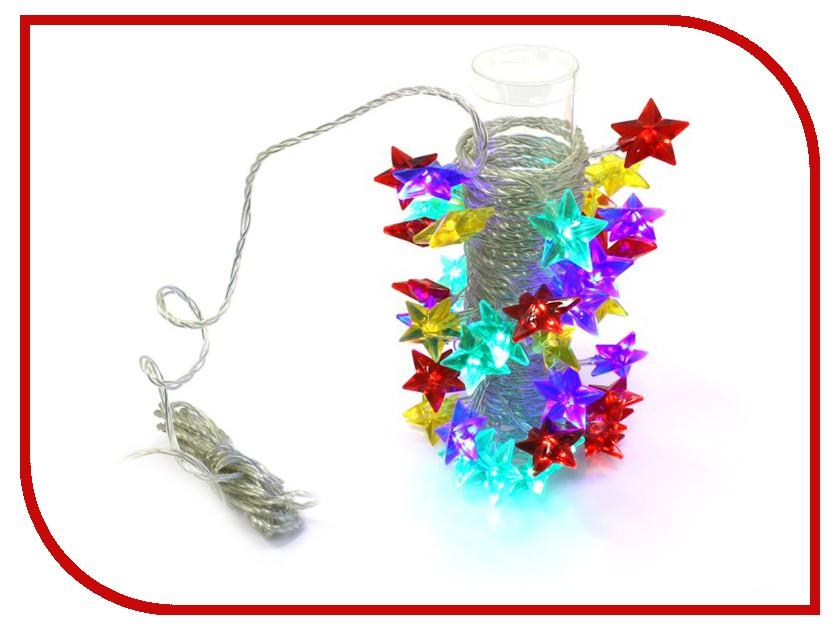 Гирлянда Orient Новогодние Звёзды светодиодная от 220В NY5244G