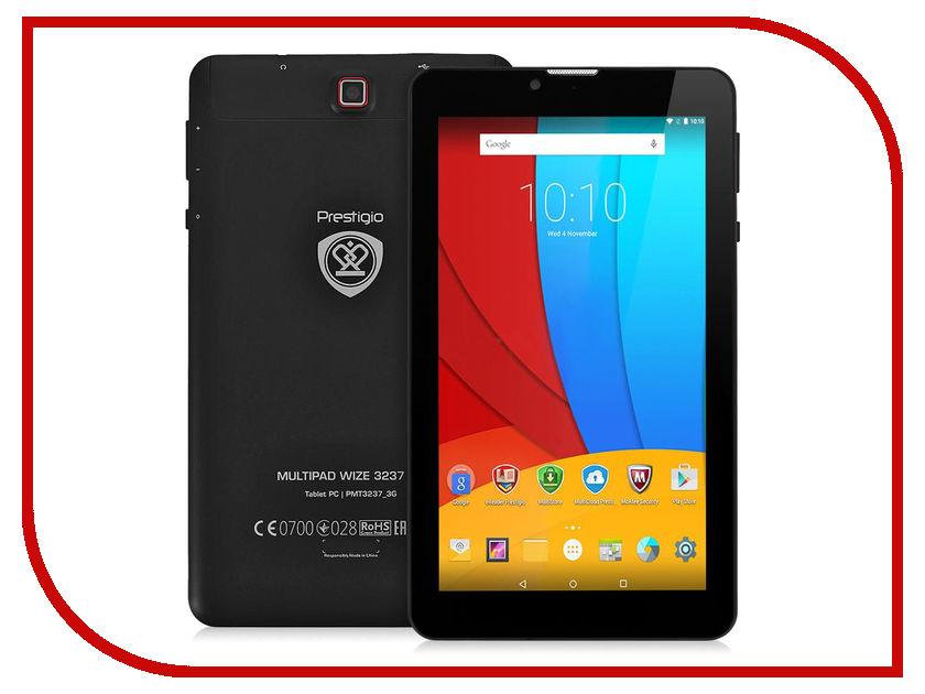 Планшет Prestigio MultiPad Wize 3237 3G PMT3237_3G_C_CIS (MTK8312 1.3 GHz/512Mb/8Gb/3G/Wi-Fi/Cam/7.0/1024x600/Android)