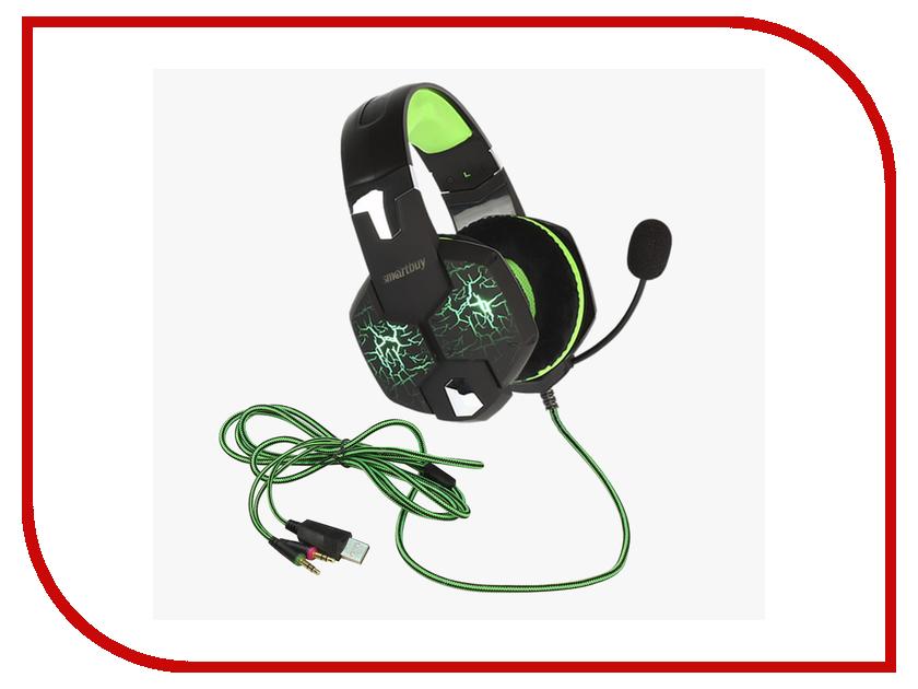 SmartBuyRushTaipanBlack-Green SBHG-3100
