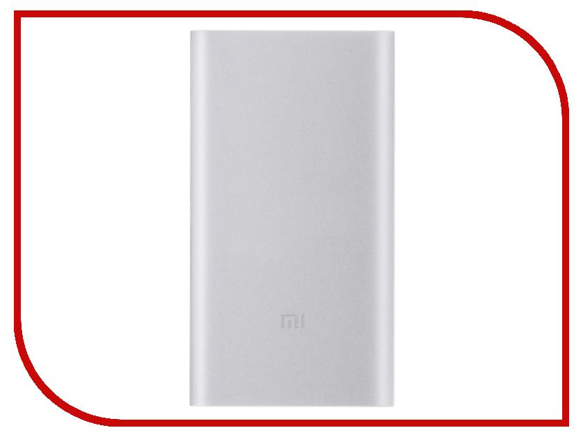 Аккумулятор Xiaomi Mi Power 2 PLM02ZM 10000 mAh Silver<br>