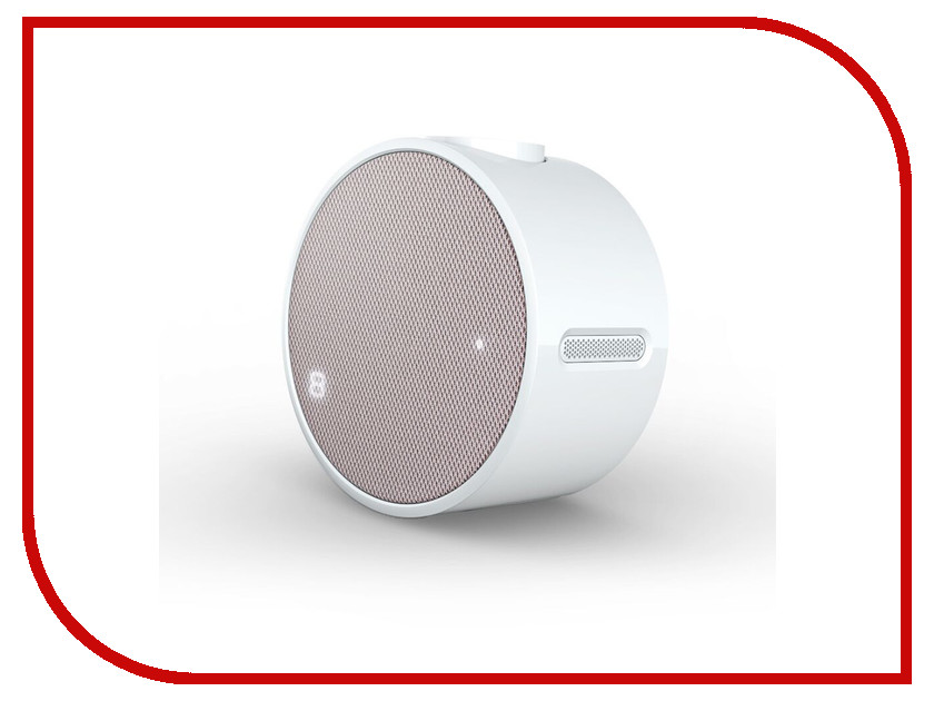 Колонка Xiaomi Mi Music Alarm Clock YYNZ01JY White mi 313 migix movement music купить дешево в китае