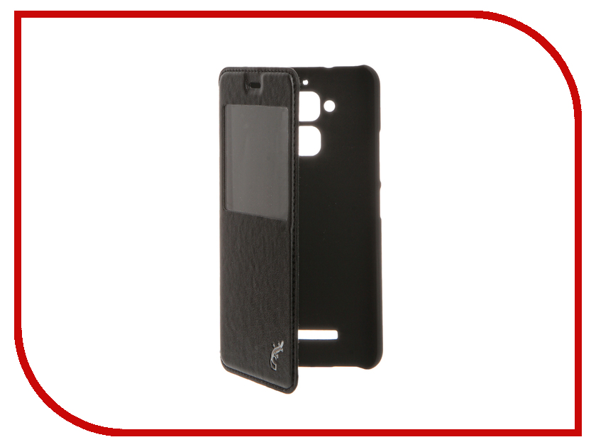 Аксессуар Чехол ASUS ZenFone 3 Max ZC520TL G-Case Slim Premium Black GG-742<br>