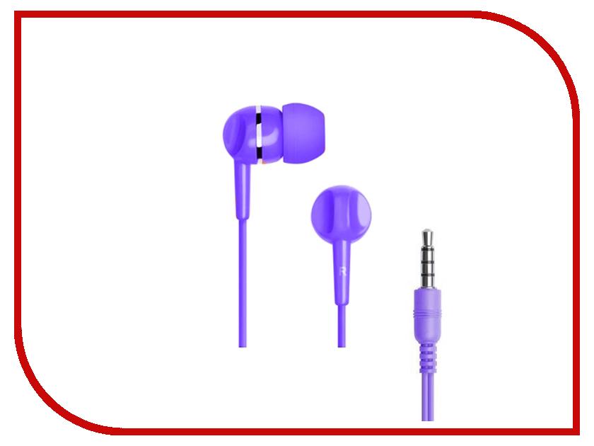 Наушники Prime Line PRL Violet PRL-4002<br>