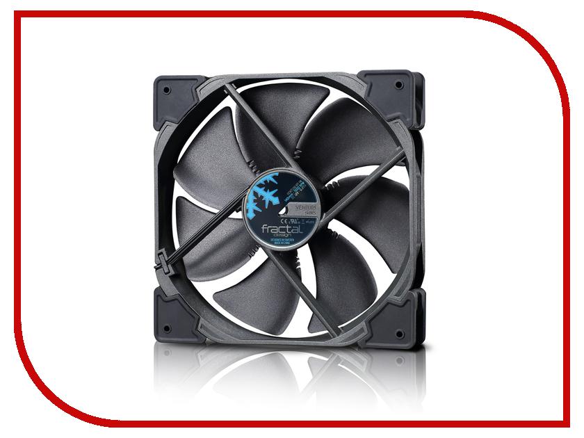 Вентилятор Fractal Design Venturi HP-14 PWM FD-FAN-VENT-HP14-PWM-BK<br>