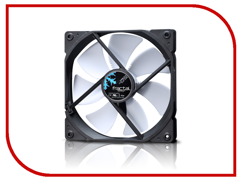 Вентилятор Fractal Design Dynamic GP-14 White FD-FAN-DYN-GP14-WT<br>