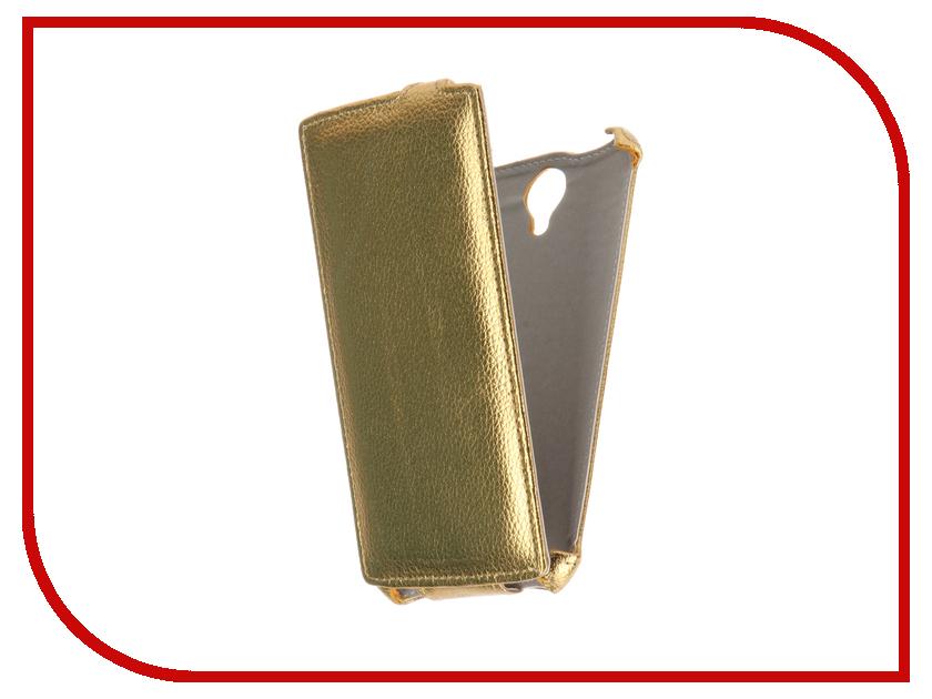Аксессуар Чехол BQ BQS-5502 Hammer Zibelino Classico Gold ZCL-BQ-BQS-5502-GLD