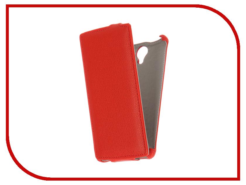 Аксессуар Чехол BQ BQS-5502 Hammer Zibelino Classico Red ZCL-BQ-BQS-5502-RED