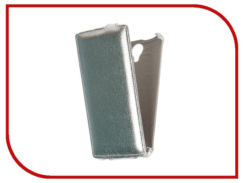 Аксессуар Чехол BQ BQS-5502 Hammer Zibelino Classico Silver ZCL-BQ-BQS-5502-SLV