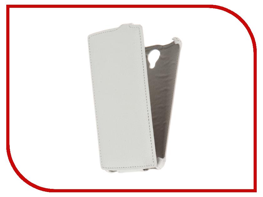 Аксессуар Чехол BQ BQS-5502 Hammer Zibelino Classico White ZCL-BQ-BQS-5502-WHT
