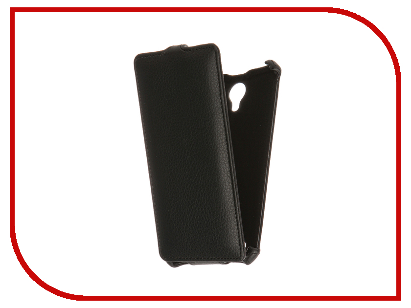 Аксессуар Чехол BQ BQS-5515 Wide Zibelino Classico Black ZCL-BQ-BQS-5515-BLK<br>