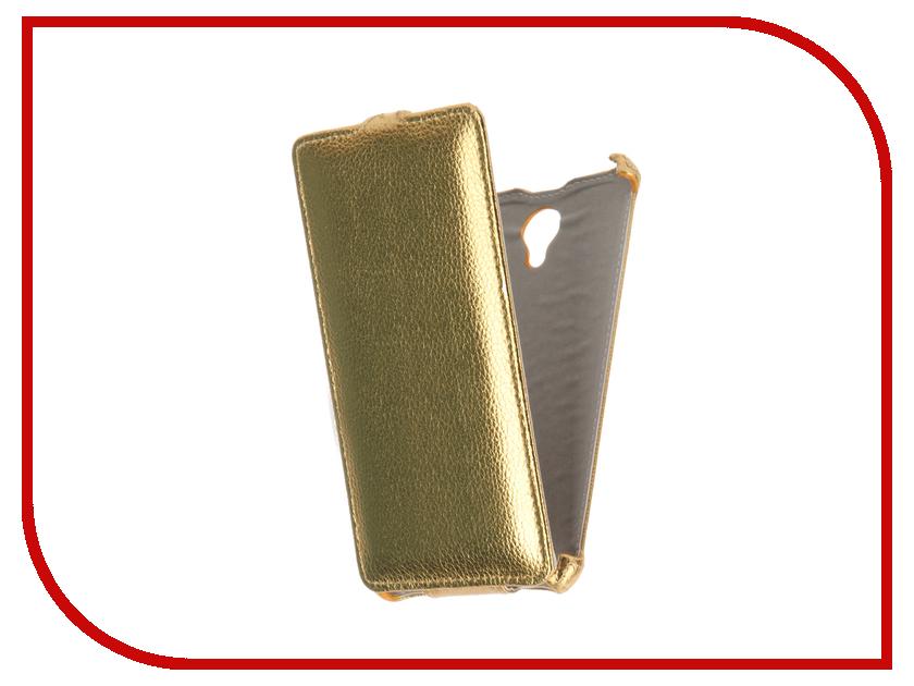 Аксессуар Чехол BQ BQS-5515 Wide Zibelino Classico Gold ZCL-BQ-BQS-5515-GLD<br>