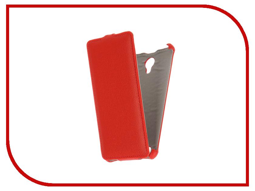 Аксессуар Чехол BQ BQS-5515 Wide Zibelino Classico Red ZCL-BQ-BQS-5515-RED аксессуар чехол bq bqs 5050 strike selfie zibelino classico black zcl bq bqs 5050 blk