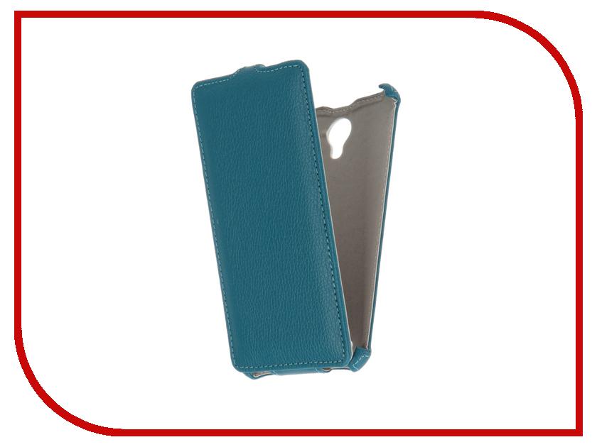 Аксессуар Чехол BQ BQS-5515 Wide Zibelino Classico Turquoise ZCL-BQ-BQS-5515-TQS