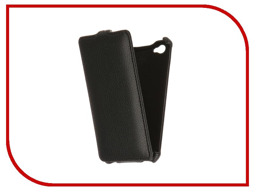 Аксессуар Чехол Philips S326 Zibelino Classico Black ZCL-PHL-S326-BLK аксессуар чехол lg k8 zibelino classico black zcl lg k8 blk