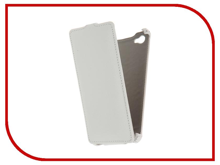 Аксессуар Чехол Philips S326 Zibelino Classico White ZCL-PHL-S326-WHT<br>