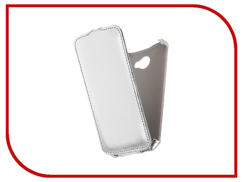 Аксессуар Чехол LG K5 Zibelino Classico Silver ZCL-LG-K5-SLV<br>