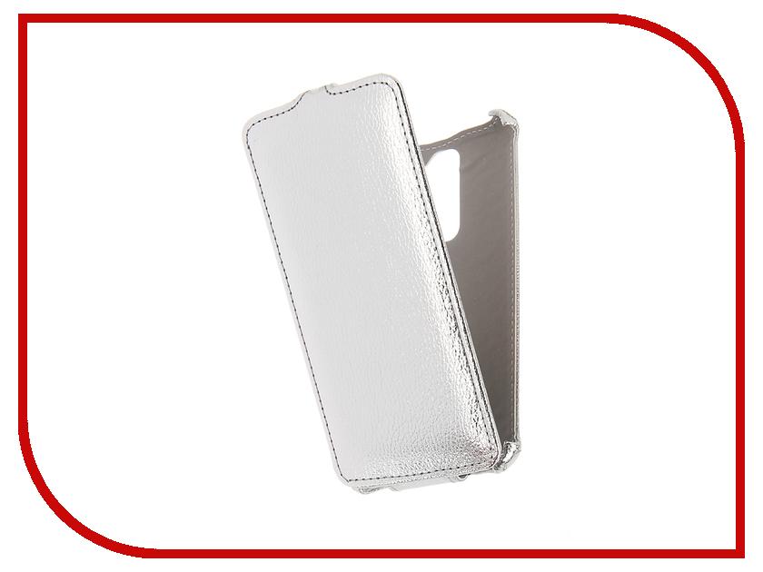 Аксессуар Чехол LG K7 Zibelino Classico Silver ZCL-LG-K7-SLV<br>