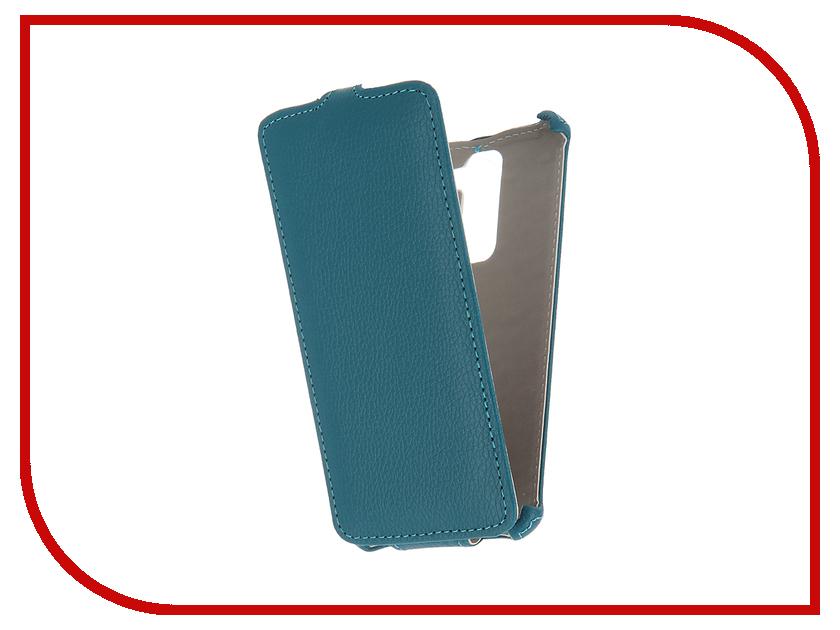 Аксессуар Чехол LG K7 Zibelino Classico Turquoise ZCL-LG-K7-TQS<br>