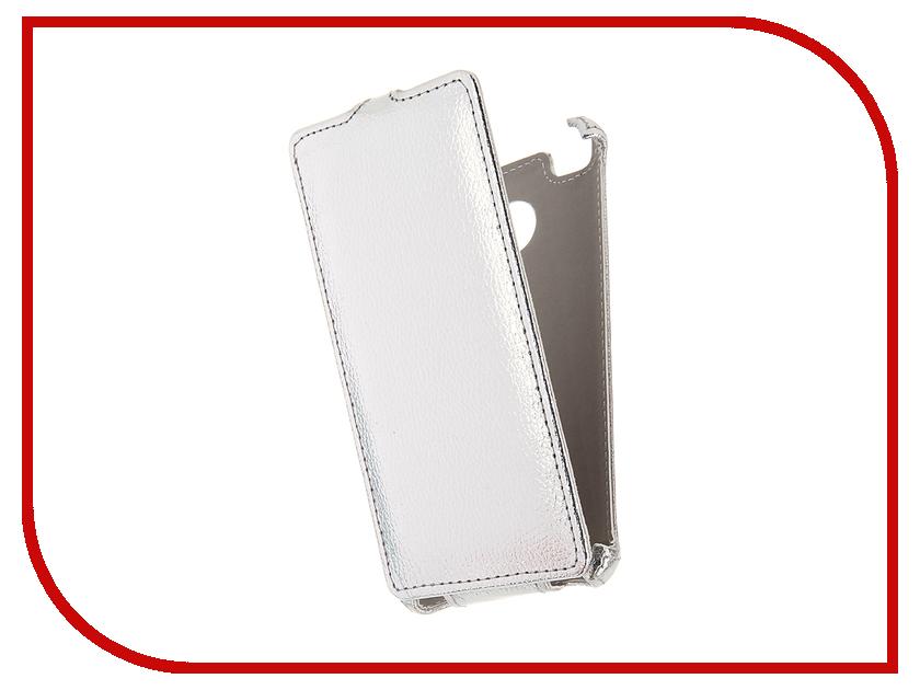 Аксессуар Чехол Xiaomi Redmi 3 Pro Zibelino Classico Silver ZCL-XIA-RDMI3-PRO-SLV<br>