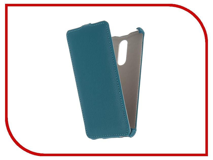Аксессуар Чехол Xiaomi Redmi Note 3 Zibelino Classico Turquoise ZCL-XIA-NOT3-TQS<br>