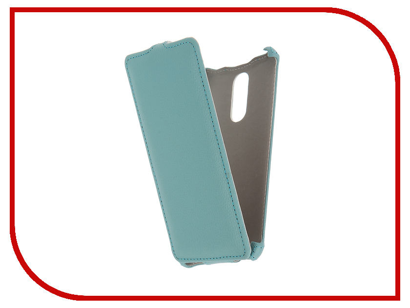 Аксессуар Чехол Xiaomi Redmi Note 3 Zibelino Classico Blue ZCL-XIA-NOT3-BLU<br>