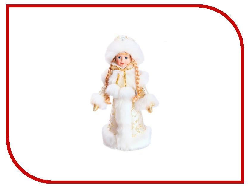 Игрушка Новогодняя Сказка Снегурочка 38см Gold 972375