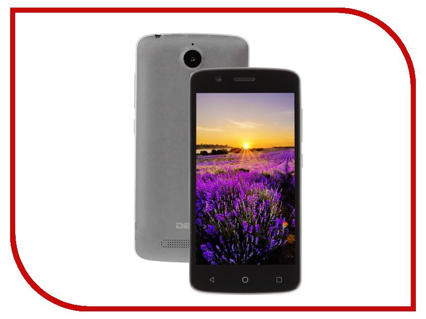 Сотовый телефон DEXP Ixion M345 Onyx Black<br>