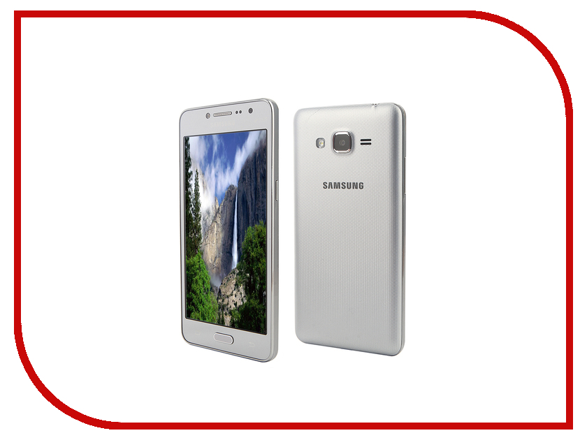 Сотовый телефон Samsung SM-G532F/DS Galaxy J2 Prime Silver стилус other apple ipad samsung galaxy s3 i9300 21 eg0628