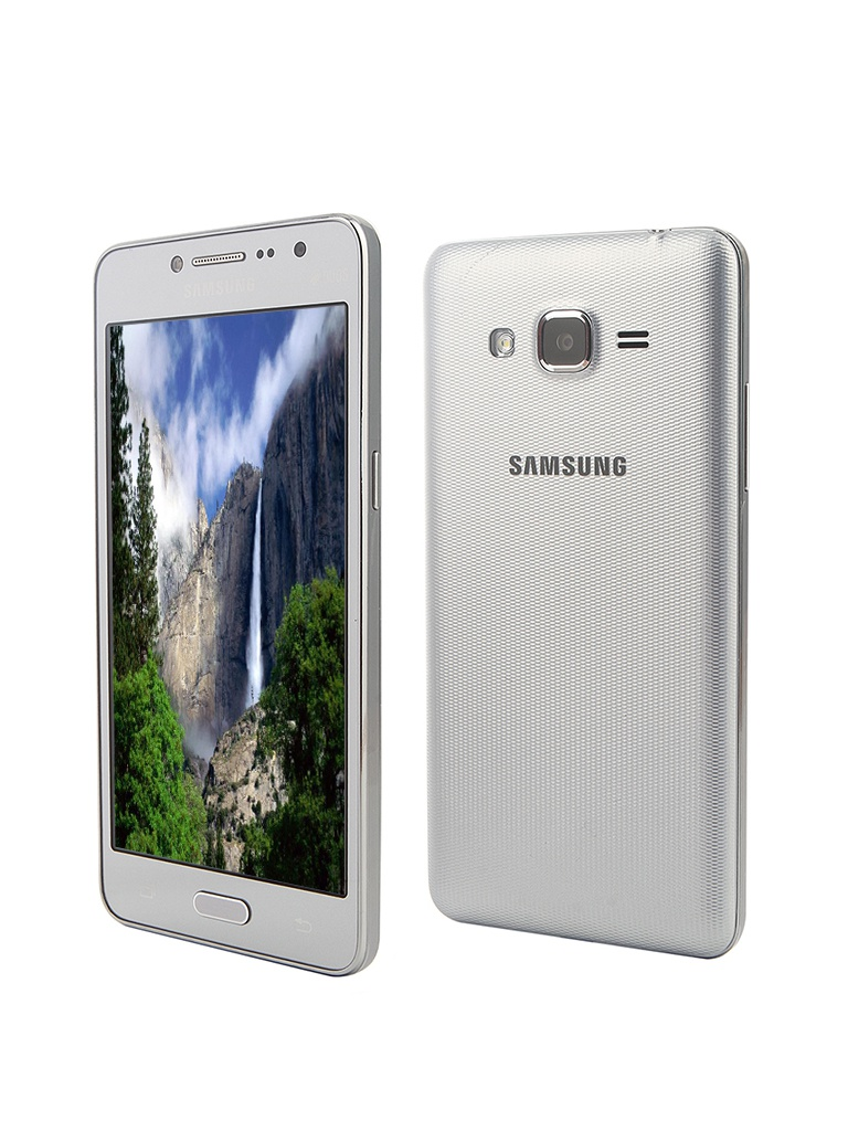 Сотовый телефон Samsung SM-G532F/DS Galaxy J2 Prime Silver