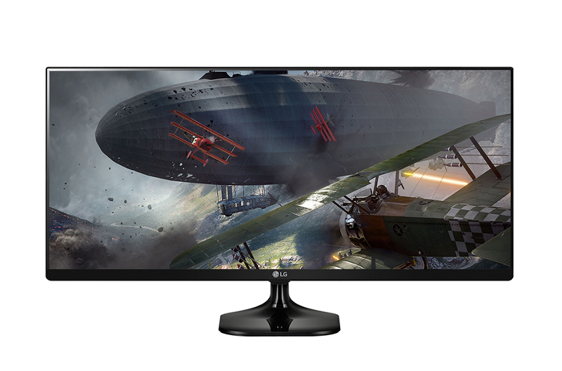 Монитор LG 25UM58-P Black цена