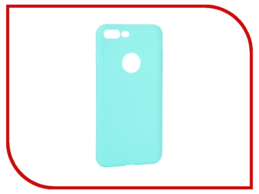 Аксессуар Чехол Apres Slim Protective Back Case Cover для APPLE iPhone 7 Plus Mint Green<br>