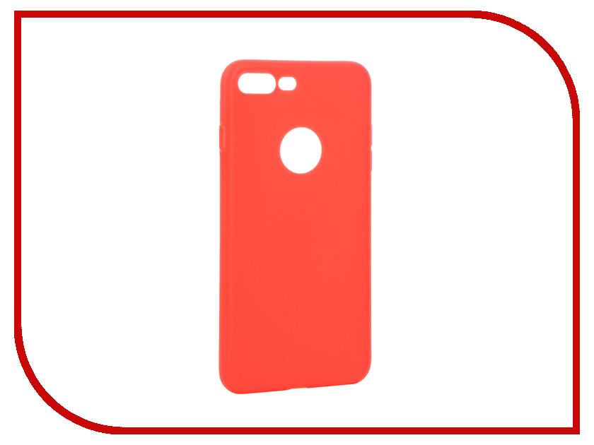 Аксессуар Чехол Apres Slim Protective Back Case Cover для APPLE iPhone 7 Plus Red<br>
