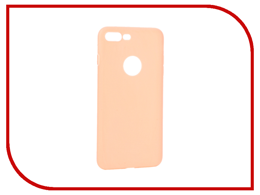 Аксессуар Чехол Apres Slim Protective Back Case Cover для APPLE iPhone 7 Plus Pink<br>